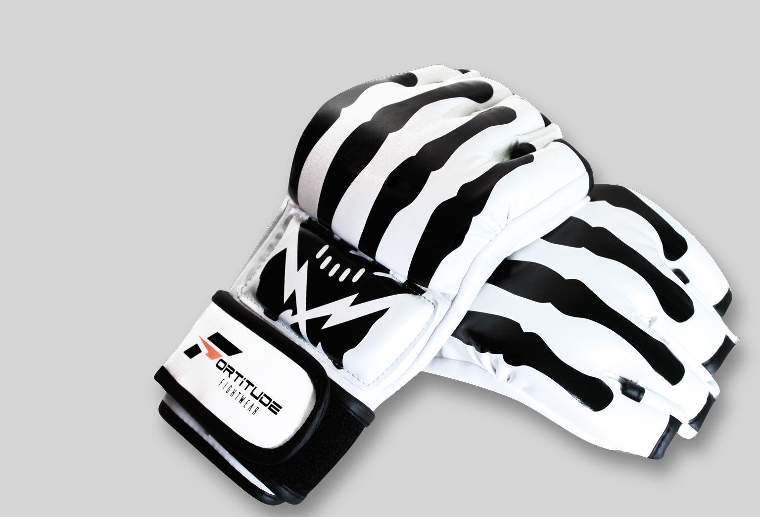 Fortitude Fightwear MMA Gloves